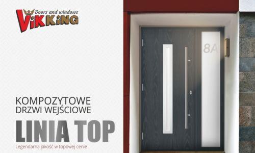 Nowa linia drzwi zewnętrznych VIKKING