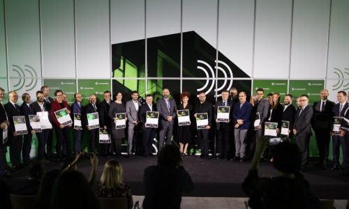 EGLAS – szkło grzewcze firmy Saint-Gobain nagrodzone 4Buildings Awards 2019