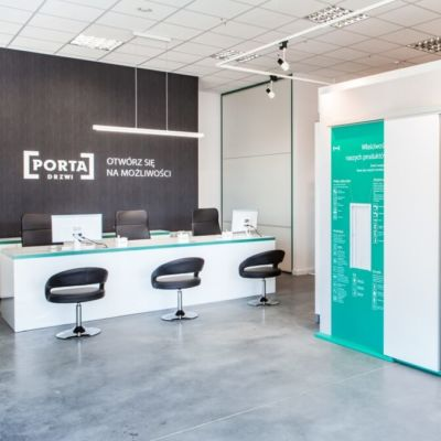 Showroom: Porta