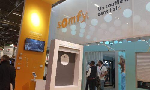 SOMFY dla zdrowych domów inteligentnych