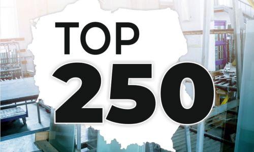 250 topowych producentów stolarki wPolsce