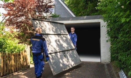 Pięć kroków do nowej bramy garażowej