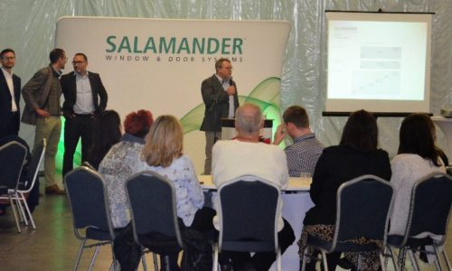 Świąteczne premie dla pracowników Salamander WDS