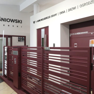 Showroom: Wiśniowski