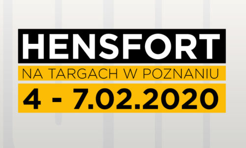 HENSFORT natargach Budma 2020