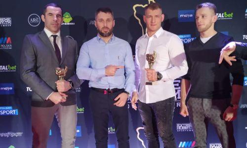 Cezary Kęsik odkryciem roku w polskim MMA