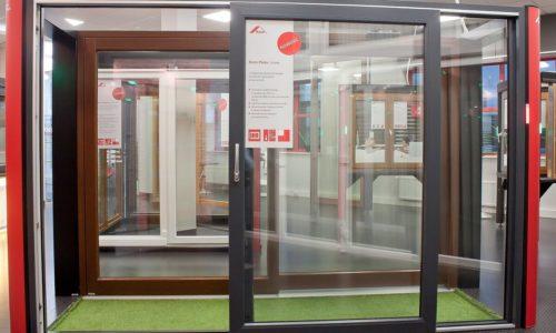 Roto Patio Inowa w drzwiach SMART-SLIDE docenione