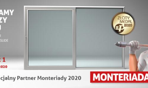 Aluplast partnerem Monteriady 2020 podczas targów Budma 2020
