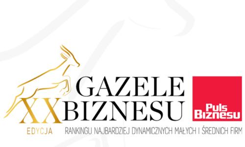 """HENSFORT po raz dziewiąty """"Gazelą Biznesu"""""""