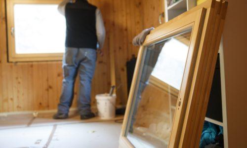 Montaż okien zimą – przegląd rozwiązań