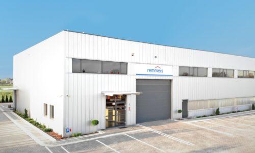 Nowe Centrum Serwisowe Remmersa już otwarte