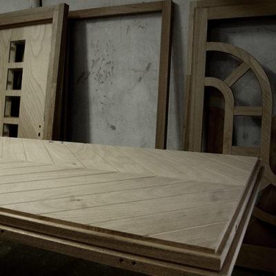 Timber Halupczok woli meble odokien