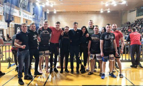 NEXT LEVEL Opole z trzynastoma medalami Mistrzostw Polski