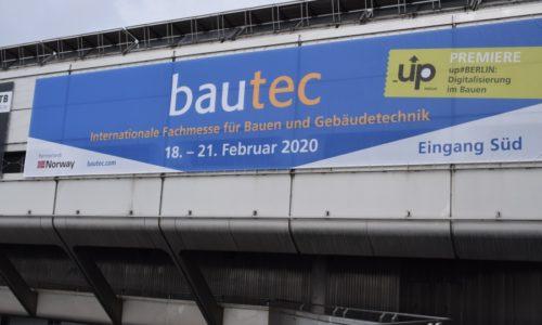 Targi Bautec wBerlinie: budownictwo coraz bardziej cyfrowe