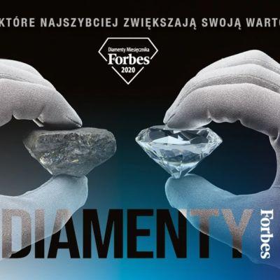 Firmy zbranży wśród laureatów Diamentów Forbesa