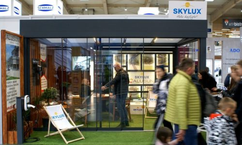 Podwójna prezentacja Skylux na targach Budma 2020