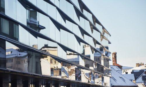 Szkło – przyszłość architektury