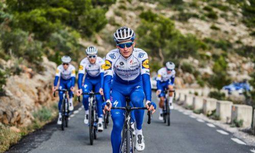 Deceuninck pozostanie sponsorem grupy kolarskiej co najmniej do końca 2021 roku