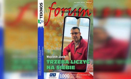 Pobierz kwietniowe Forum Branżowe zadarmo!
