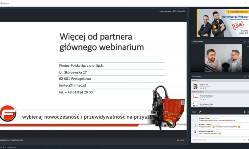 Norymberga Webinar – nowości na sezon 2020