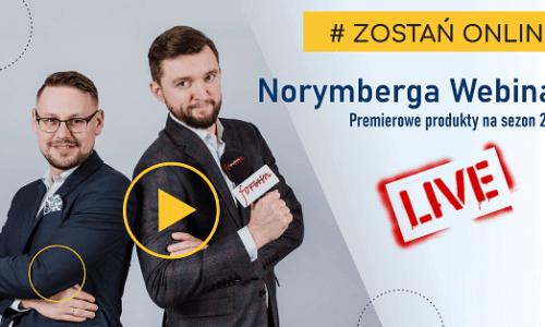 Norymberga Webinar już online!