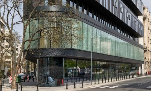 Hotel Roberta De Niro zsystemami ALUPROF otworzy się wsierpniu