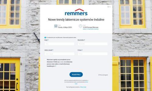 Nowe trendy lakiernicze – bezpłatne szkolenie Remmers