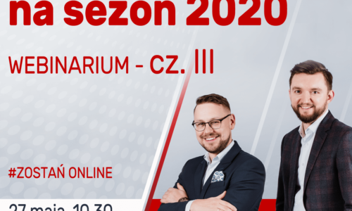 Nowości na sezon 2020 #3