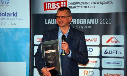 PREZ-MET laureatem V edycji Programu Innowacyjne Rozwiązania Branży Stolarki