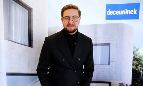 Deceuninck przedstawia system Decalu