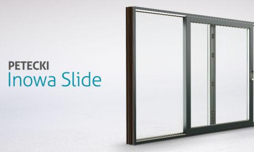 PETECKI Inowa Slide – nowa generacja  drzwi przesuwnych