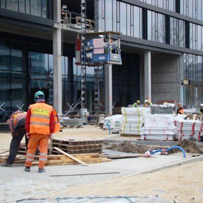 Niemiecka budowlanka czeka na wzrosty