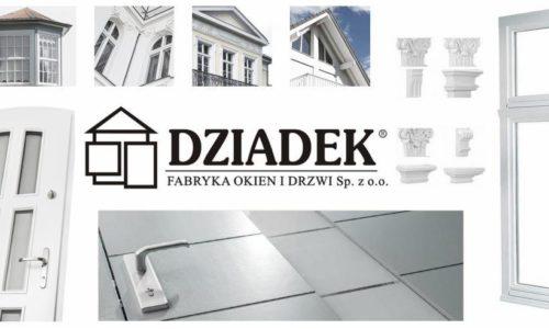 """Firma """"DZIADEK"""" dołącza do inicjatywy G-U"""