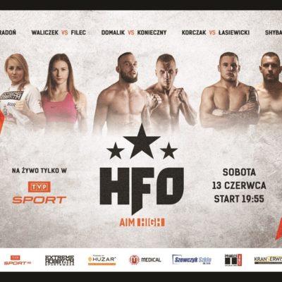 Walki na Woronicza: gala kickboxingu w TVP Sport.