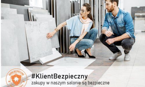 OKNOPLUS w programie #KlientBezpieczny