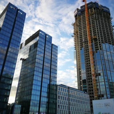 Polski rynek fasad na minusie
