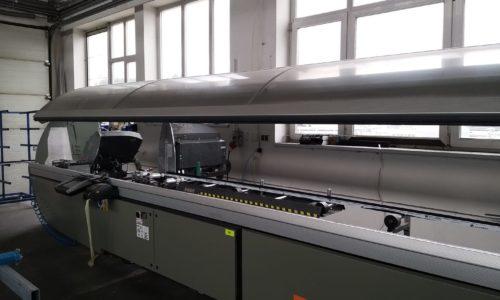 Automatyzacja parku maszynowego Wojmarplast dzięki maszynom z R&D Tech.