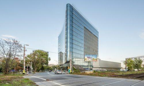 Carbon Tower w systemach ALUPROF – nowa ikona biznesowej dzielnicy Wrocławia