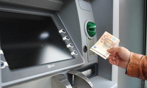 Jednak wszyscy lubią bankomat