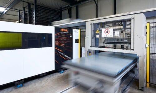 Niezależna automatyzacja produkcji
