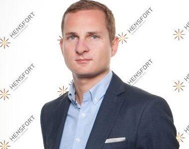 Paweł Rząsa Marketing Managerem wHENSFORT