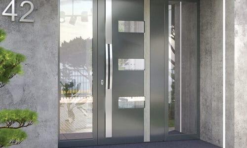 Innowacyjne drzwi kompozytowe