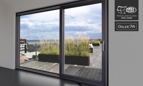 Nowa linia okien i drzwi tarasowych – szczelnie i bezpieczne