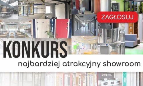 Konkurs: wybierz najlepszy branżowy showroom!