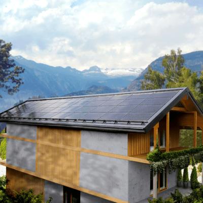 SunRoof dla prądu zesłońca