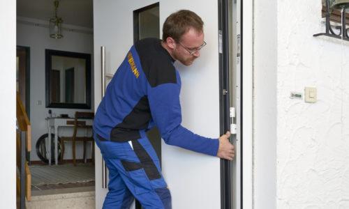 Nowe drzwi zewnętrzne krok po kroku