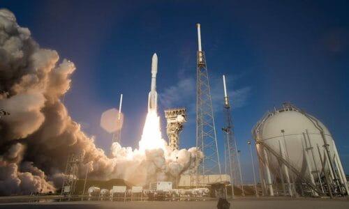 Marka Wiśniowski leci na Marsa