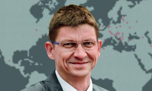 Regiony Roto Europa Wschodnia i Bliski Wschód pod kierownictwem Martina Graé