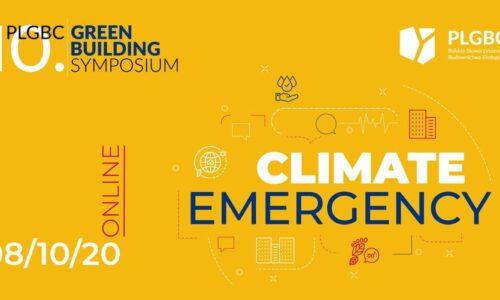 Aluprof partnerem strategicznym 10. PLGBC Green Building Symposium
