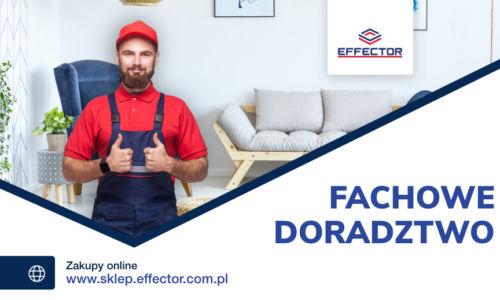 Sklep internetowy z listwami marki Effector